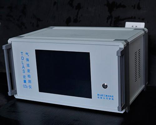 TDLAS macro gas concentration detector