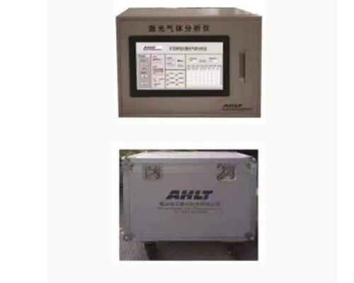 Multi-component laser analyzer
